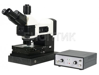 Микроскоп инспекционный БиОптик IM-500, Инспекционные и измерительные микроскопы